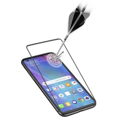 Image of Cellularline CAPSULE Glass screen protector Compatible with: Huawei P30 Lite 1 pc(s)
