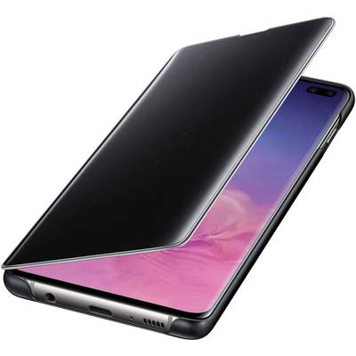 Samsung Clear View Booklet Galaxy S10+ Black