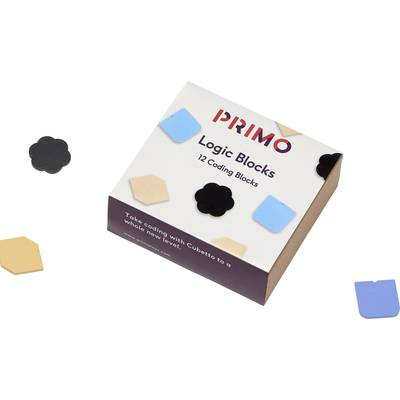 Image of Primo Toys MINT Robotics Expansion set Logic Cubetto MINT Coding modules