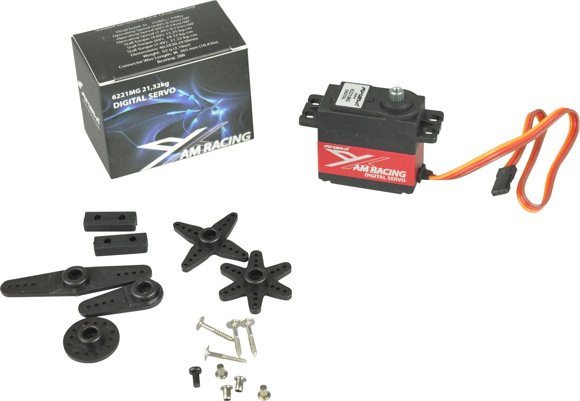 28918SG Getriebe Set Amewi AMX Racing 6221MG Servo