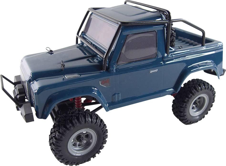 blau Amewi 22372 AMXRock Crawler AM24 4WD 1:24 RTR