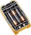 Alkaline battery set