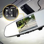 Technaxx TX-124 HD rearview mirror Dashcam