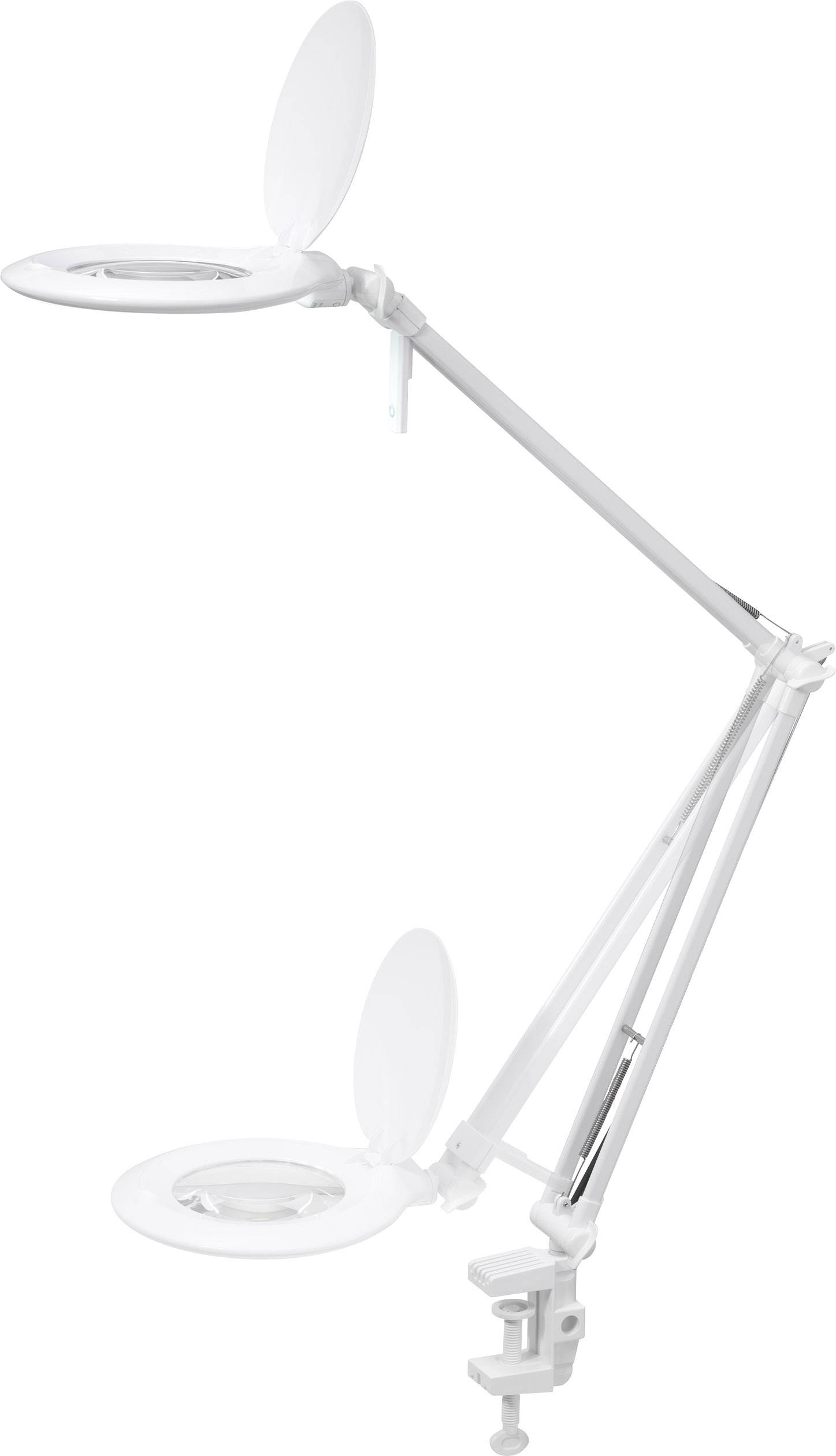 Toolcraft To 5901612 Clamp On Magnifying Lamp 110 Mm 7 W Lupenleuchte 110 Mm Dimmbar Conrad Com
