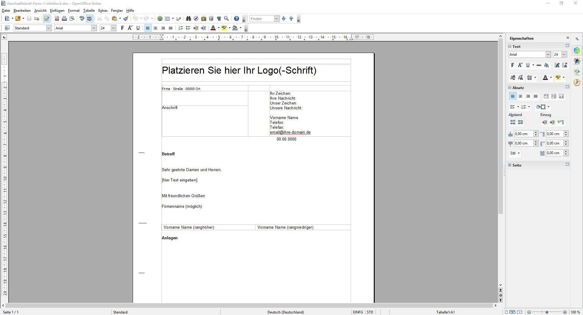 Bhv Verlag Openoffice 4 1 6 Starter Full Version 1 License