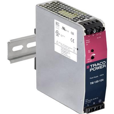 TracoPower TIB 120-112 Rail mounted PSU (DIN) +12.0 V DC 10000 mA 120 W 1 x