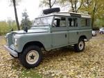 Land Rover Series III.
