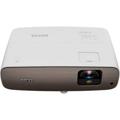 Image of BenQ Projector W2700 DLP ANSI lumen: 2000 lm 3840 x 2160 UHD 30000 : 1 White, Bronze