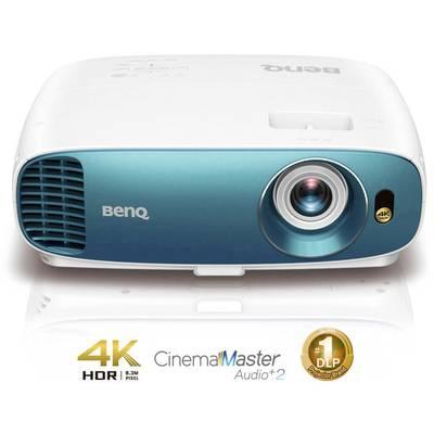 Image of BenQ Projector TK800M DLP ANSI lumen: 3000 lm 3840 x 2160 UHD White, Blue