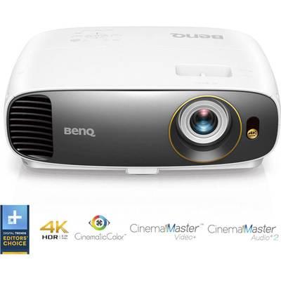 Image of BenQ Projector W1720 DLP ANSI lumen: 2000 lm 3840 x 2160 UHD 10000 : 1 White, Grey
