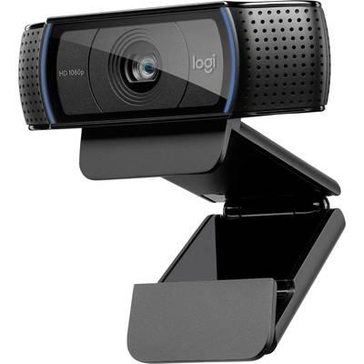 Image of Logitech C920s HD Pro Full HD webcam 1920 x 1080 p, 1280 x 720 p Clip mount