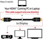 Club 3D HDMI™ 2.0 4K60Hz RedMere® cable 10 meters