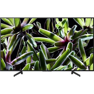 Sony BRAVIA KD43XG7005 LED TV 108 cm 43 inch EEC A (A+++ – D) DVB-T2, DVB-C, DVB-S2, UHD, Smart TV, Wi-Fi, PVR ready, CI+ Black