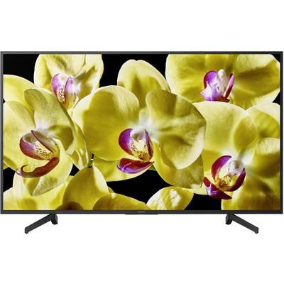 Sony BRAVIA KD49XG8096 LED TV 123 cm 49 inch EEC A (A+++ – D) DVB-T2, DVB-C, DVB-S2, UHD, Smart TV, Wi-Fi, PVR ready, CI+ Black