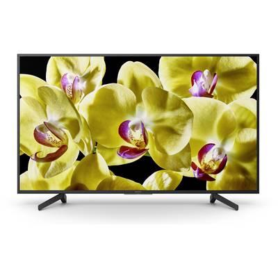 Sony BRAVIA KD55XG8096 LED TV 139 cm 55 inch EEC A (A+++ – D) DVB-T2, DVB-C, DVB-S2, UHD, Smart TV, Wi-Fi, PVR ready, CI+ Black