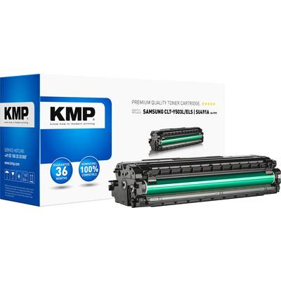 KMP Toner cartridge replaced Samsung CLT-Y503L Compatible Yellow 5000 Sides SA-T99Y
