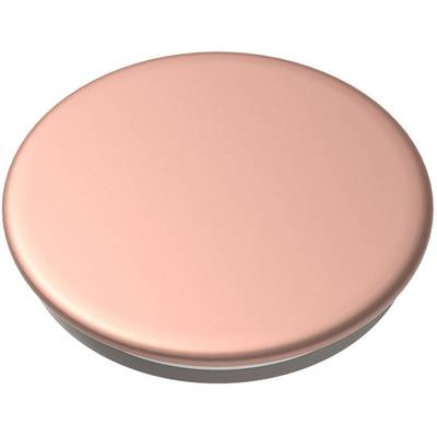 Image of POPSOCKETS Aluminum Rose Gold Mobile phone stand Rose Gold N/A