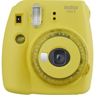 Fujifilm Instax Mini 9 Instant camera Yellow