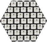 Maker FACTORY M5 Stack hexagon dimensional Neopixel LED board
