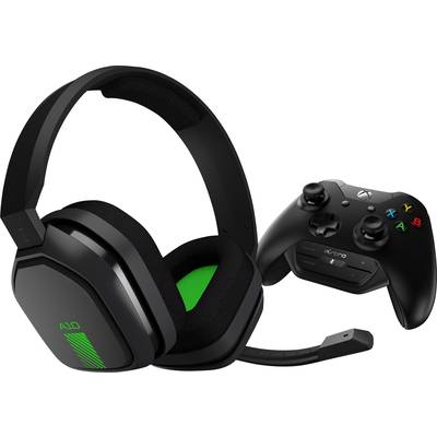 Astro A10 + MIXAMP M60 XBO Gaming headset 3.5 mm jack Corded Over-the-ear Black, Green