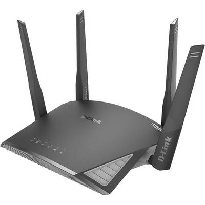 Image of D-Link AC2600 EXO Wi-Fi router 2.4 GHz, 5 GHz 2.600 Mbps