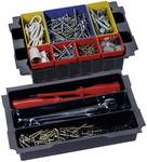 Tanos MINI-systainer ® T-Loc III for small parts with: boxes used for MINI-systainer ® T-Loc III/3-fold tool box