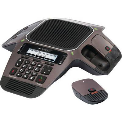 Alcatel Conference 1850 Speakerphone incl. handset, Hands-free Black