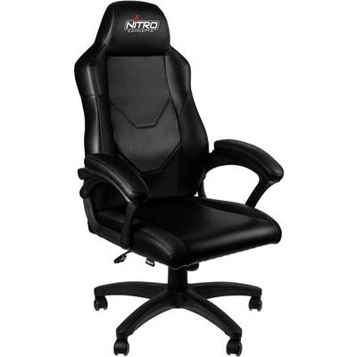 Image of Nitro Concepts C100 Gaming chair Black