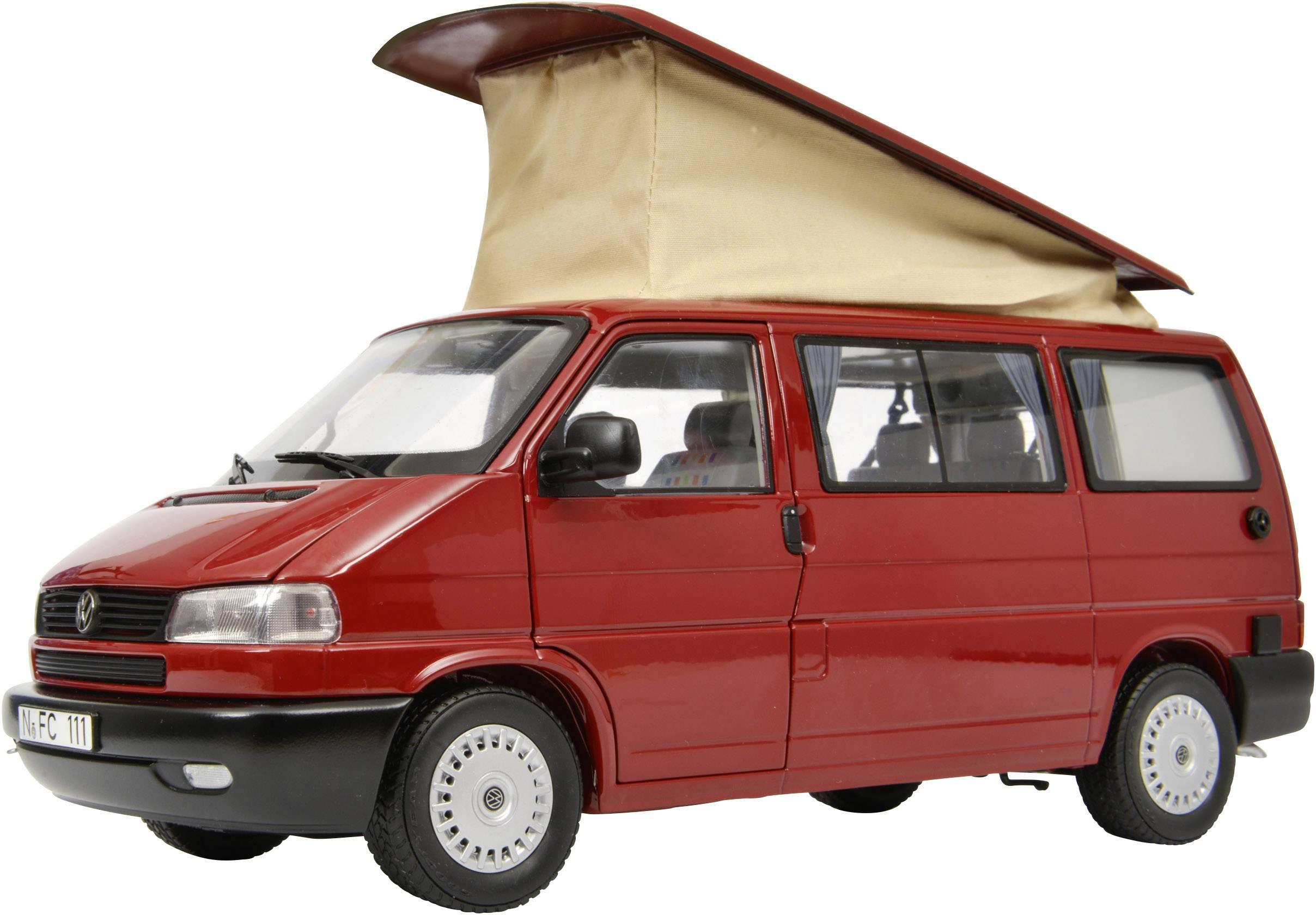 Schuco Vw T4b Westfalia Camper 1 18 Model Car Conrad Com