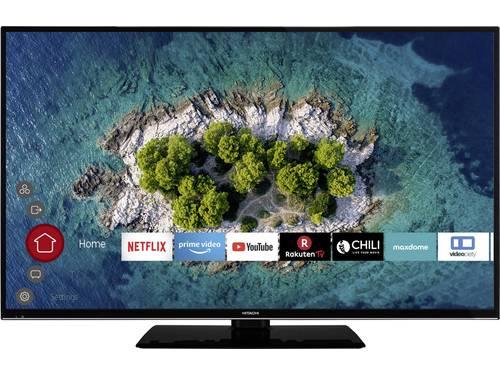 Hitachi U49HK6000 LED-TV 124 cm 49 inch Energielabel A+ (A++ - E) Zwart