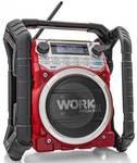 Caliber WorkXL1 DAB+ construction site radio