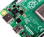 Raspberry Pi® 4 Model B (1 GB RAM