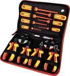 VDE screwdriver+pliers set