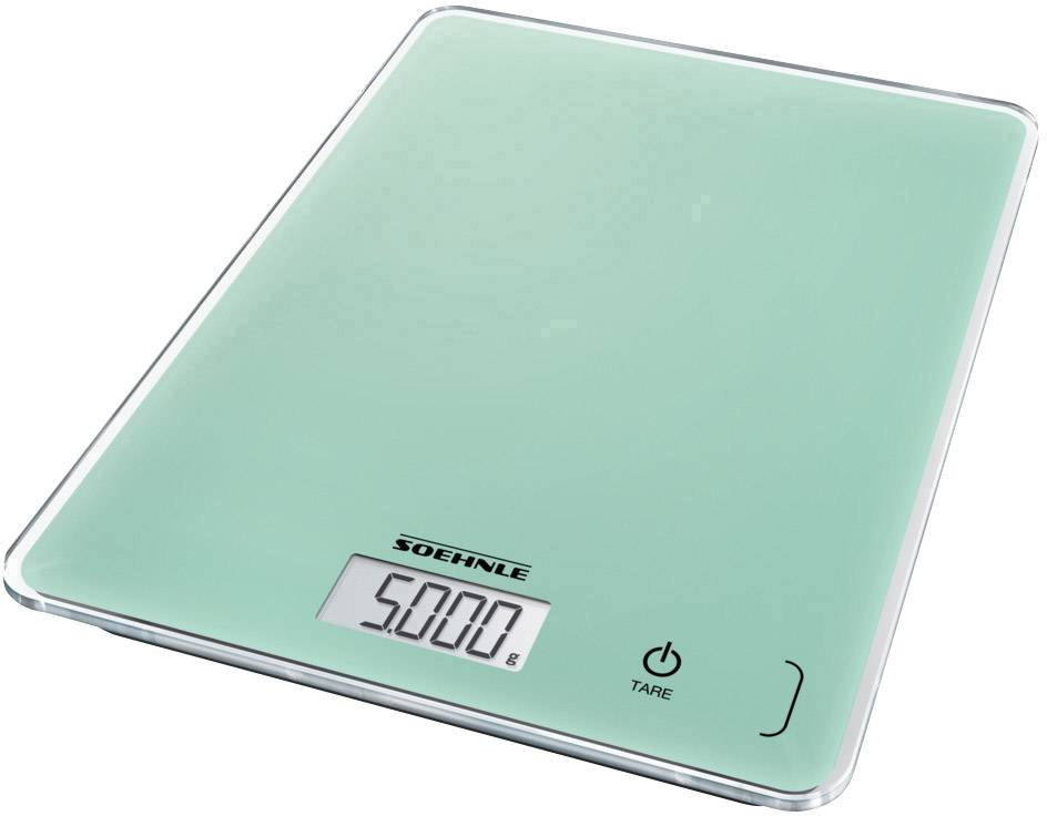 Soehnle KWD Page Compact 300 Mint Digital kitchen scales + ...