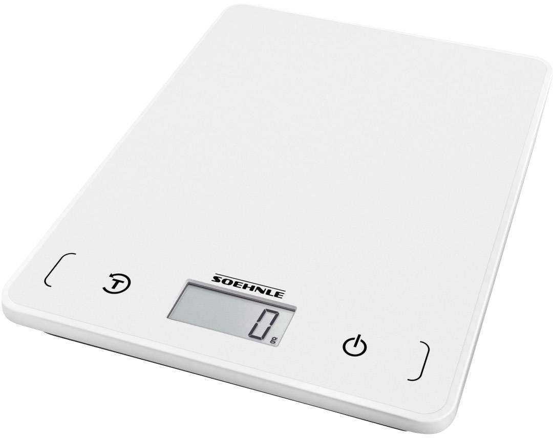 Soehnle KWD Page Compact 200 Digital kitchen scales + wall ...