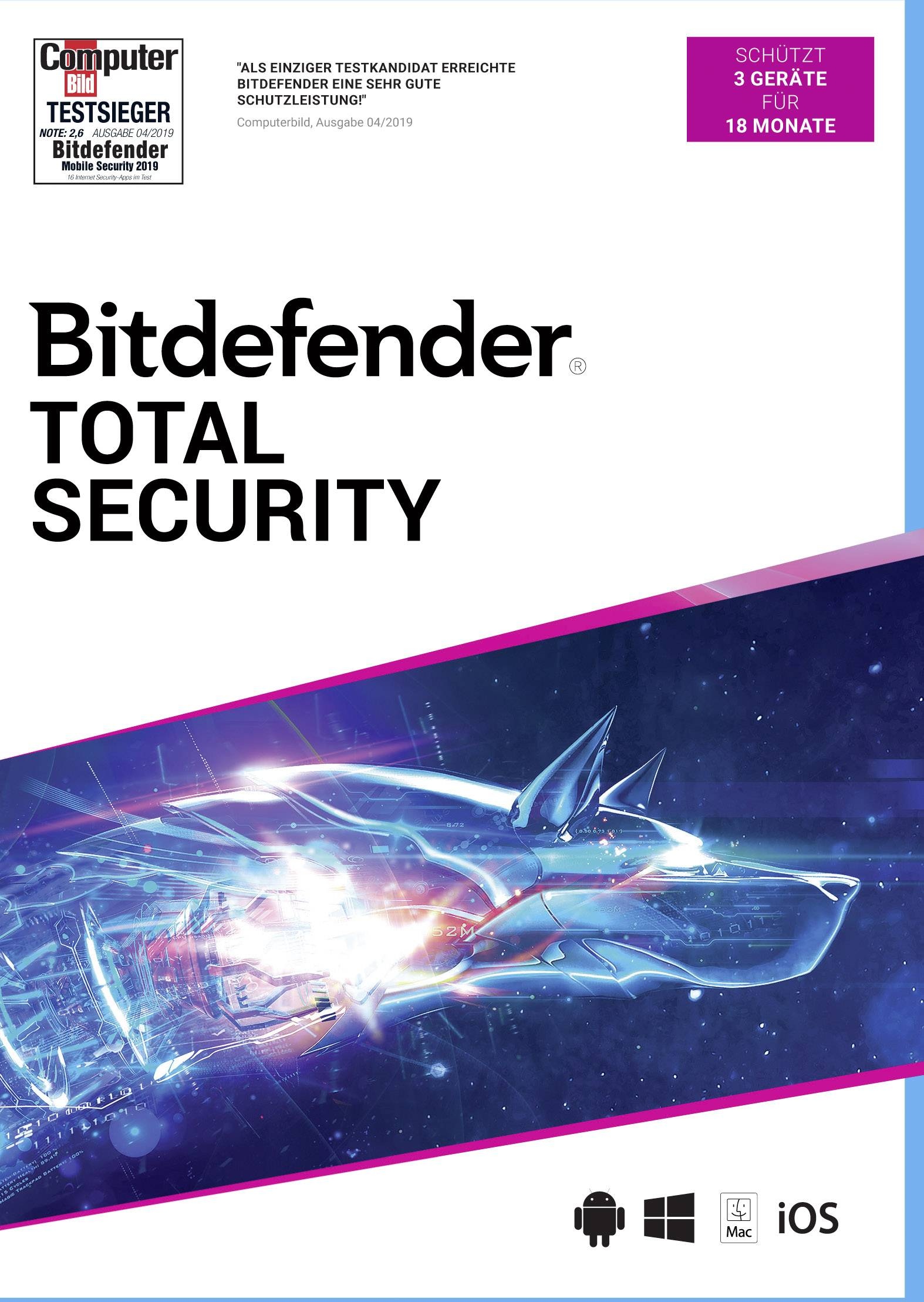 Bitdefender Internet Security 2020 Review.Bitdefender Total Security 2020 Full Version 3 Licenses