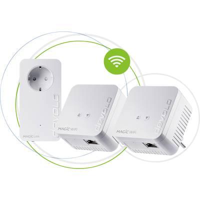 Devolo Magic 1 WiFi mini Multiroom Kit Powerline Wi-Fi networking kit 100 Mbps