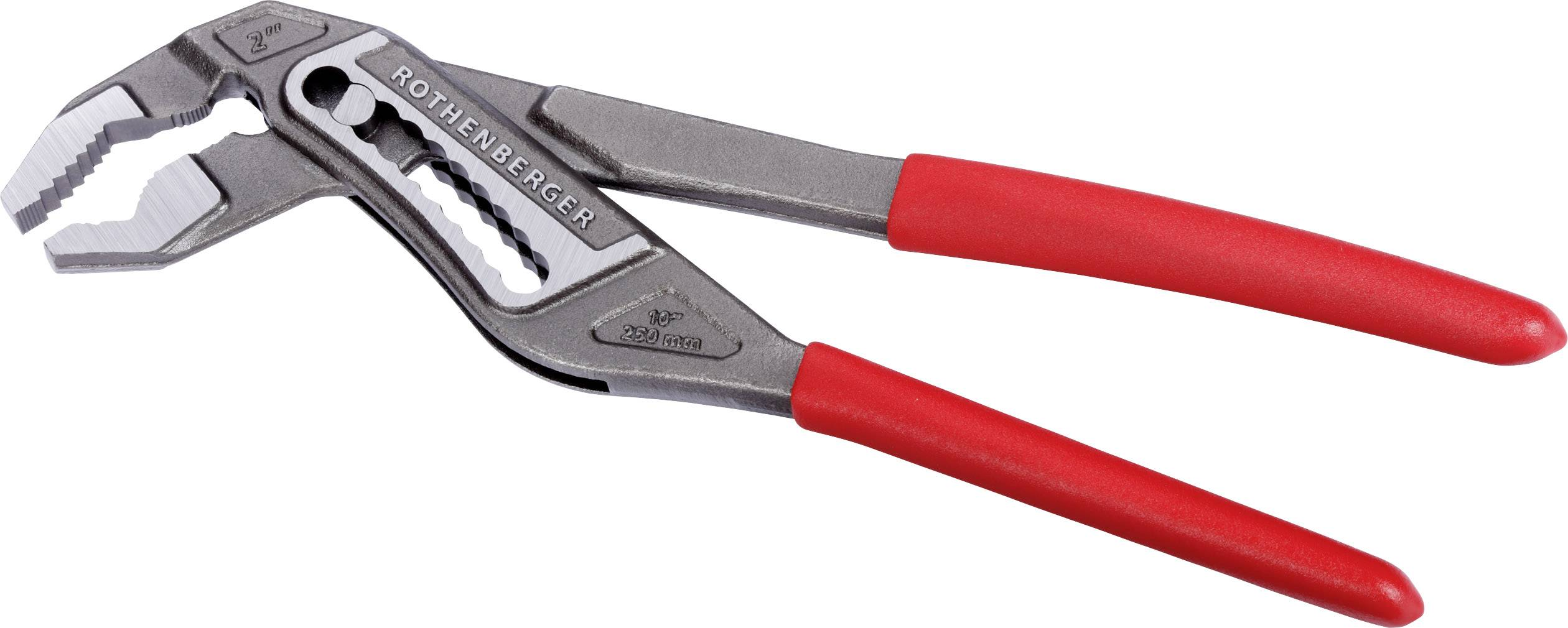 """Rothenberger ROGRIP M Water Pump Pliers 10/"""" 250mm x 60mm"""