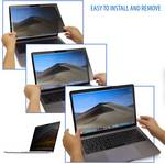 V7 VideosevenPrivacy screen filter( ) Image format: 16:9;PS133MGT-3ECompatible with: Apple MacBook Pro 13
