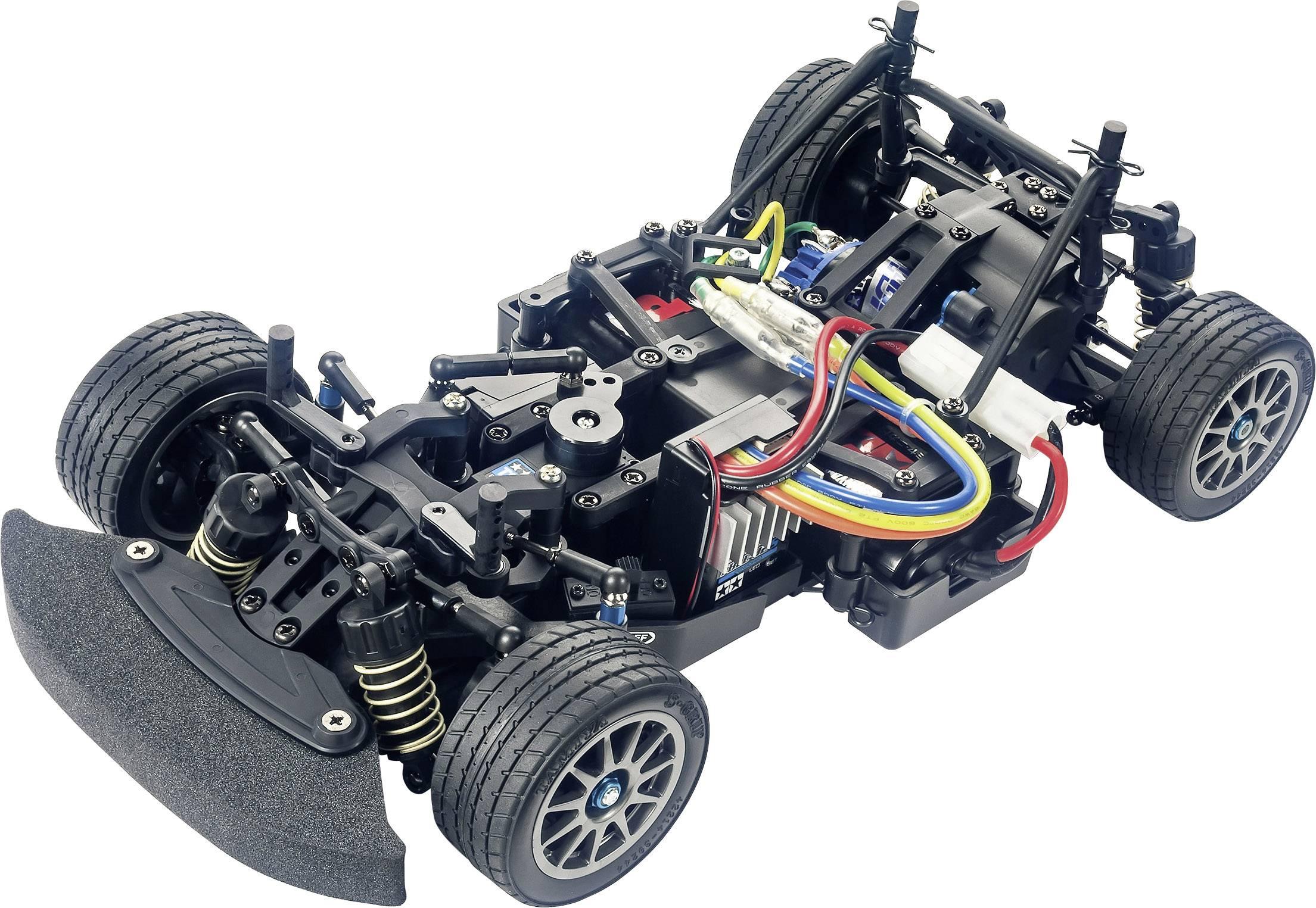 Tamiya M 08 Chassis Brushed 1 10 Rc Model Car Electric Road Version Rwd Kit Conrad Com