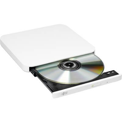 HL Data Storage GP90 External DVD writer Retail USB 2.0 White