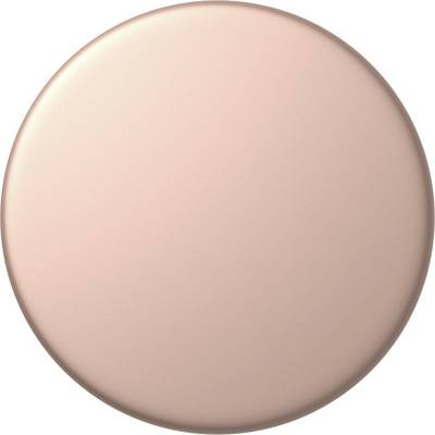 Image of POPSOCKETS PopTop Aluminium Rose Gold Mobile phone stand Rose Gold, Aluminium N/A