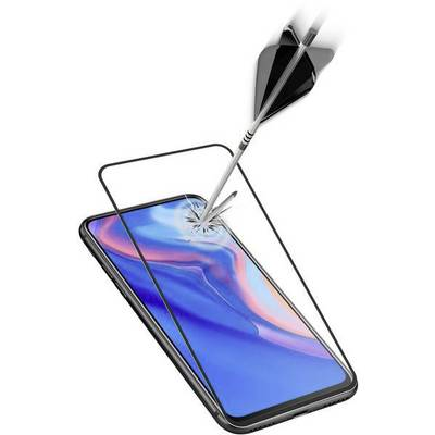 Image of Cellularline Capsule Second Glass screen protector Compatible with: Huawei P Smart Z (2019) 1 pc(s)