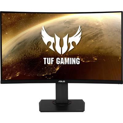 Asus VG32VQ Gaming screen 81.3 cm (32 inch) EEC C (A+++ - D) 2560 x 1440 p QHD 1 ms HDMI™, DisplayPort, Headphone jack (3.5 mm) VA LED