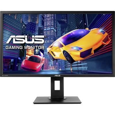 Image of Asus VP28UQGL Gaming screen 71.1 cm (28 inch) 3840 x 2160 p UHD 2160p (4K) 1 ms HDMI™, DisplayPort, Headphone jack (3.5 mm) TN LED
