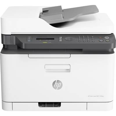 Image of HP Color Laser MFP 179fwg Colour laser multifunction printer A4 Printer, scanner, copier, fax LAN, Wi-Fi, ADF