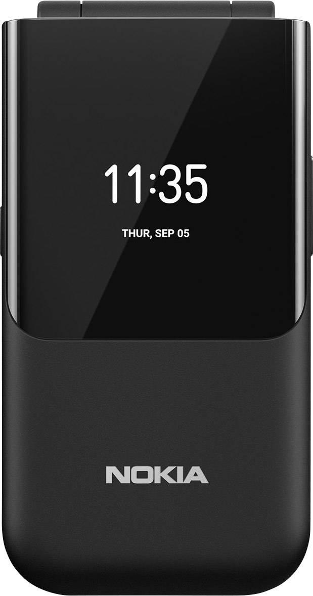 Nokia 2720 Flip Flip Top Mobile Phone Black Conrad Com