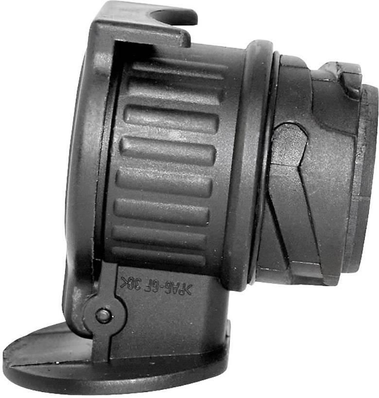 88007 Kurzadapter Mini 13 auf 7-polig aus Kunststoff T.F.A