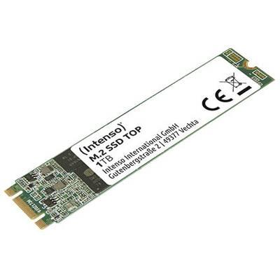 Intenso Top Performance 1 TB SATA M.2 internal SSD 2280 M.2 SATA 6 Gbps Retail 3832460