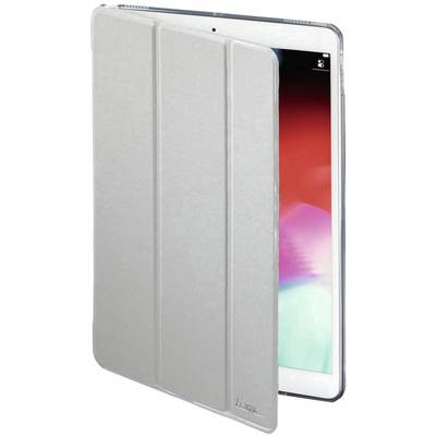 Image of Hama Fold Clear BookCase Compatible with Apple series: iPad 10.2 (2020), iPad 10.2 (2019) Silver